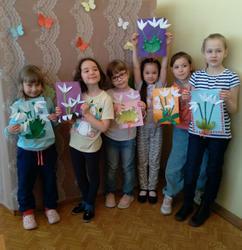 Read more about the article «Первый подснежник»
